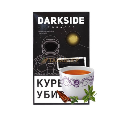 Табак для кальяна Darkside Bergamonstr 100 гр